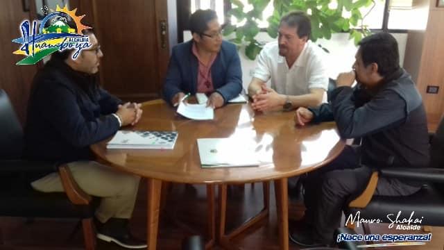 ALCALDÍA DE HUAMBOYA SUSCRIBE CONVENIO DE FINANCIAMIENTO PARA ADQUISICIÓN DE MAQUINARIA CON EL BANCO DE DESARROLLO DEL ECUADOR